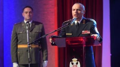 Обраћање генерала Симовића