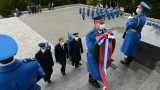 Полагање венца поводом Дана примирја у Првом светском рату