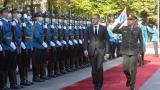 Министар Стефановић посетио Генералштаб Војске Србије