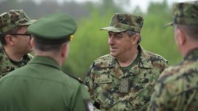 General Diković na sednici Saveta za bezbednost vojnih učesnika u saobraćaju