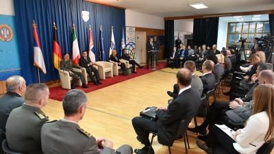 Počeo prvi Kurs za obuku civila za učešće u multinacionalnim operacijama