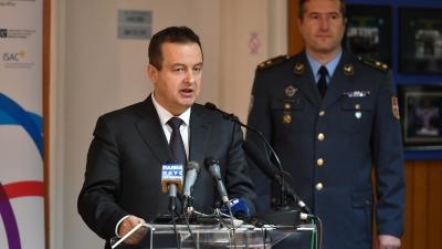 Отварање Курса за обуку цивила за учешће у мисијама: обраћање министра Дачића