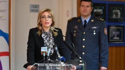 Отварање Курса за обуку цивила за учешће у мисијама: обраћање министрке Јоксимовић
