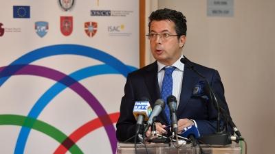 Отварање Курса за обуку цивила за учешће у мисијама: обраћање амбасадора Ориција