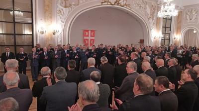 Честитка председника Републике и врховног команданта поводом Дана војних ветерана