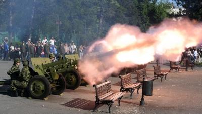 Почасана артиљеријска паљба поводом Дана Војске Србије
