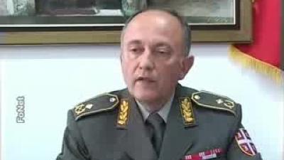 Бригадни генерал Добривоје Вељковић - о професији