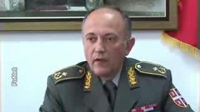 Бригадни генерал Добривоје Вељковић - о професионалцима
