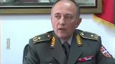 Бригадни генерал Добривоје Вељковић - о плану попуне