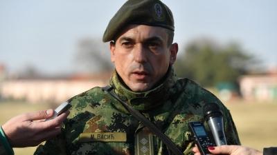 Mинистар Вулин и генерал Мојсиловић обишли Центар за обуку КоВ: изјава пуковника Васића
