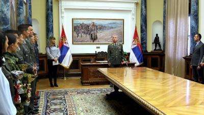 Бригадни генерал Синиша Радовић