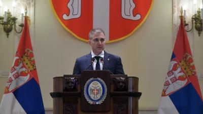 Потпредседник Владе и министар одбране др Небојша Стефановић