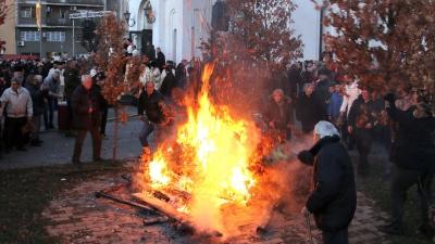 Припадници Министарства одбране и Војске Србије обележили Бадњи дан