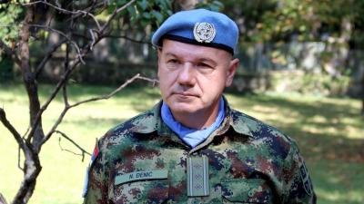Изјава пуковника Ђенића