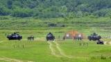 Противтерористичка вежба јединица војне полиције Копнене војске
