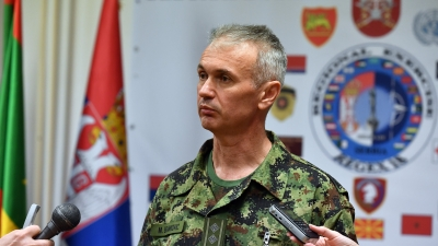Пуковник Мичо Бранковић