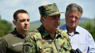 Izjava generala Dikovića