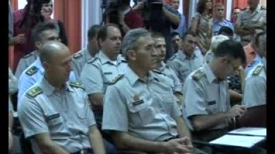 Припреме српских мировњака за Чад