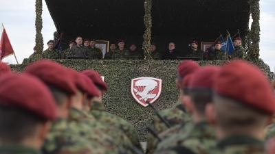 Početak formiranja 63. padobranske i 72. brigade za specijalne operacije