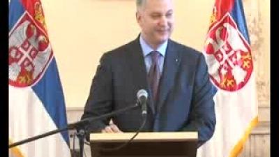 Dodeljene medalje pripadnicima Ministarstva odbrane i Vojske Srbije