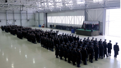 The Air Force and Air Defence Day Marked