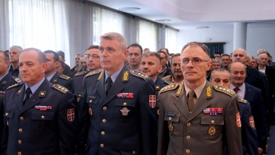 Уручене спомен-медаље припадницима 126. бригаде ВОЈИН