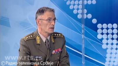 General Mojsilović za RTS o spremnosti Vojske Srbije