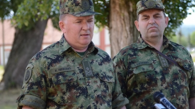 General Ninković o intendantskoj podršci Vojske Srbije
