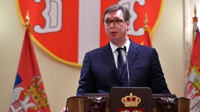 Predsednik Srbije Aleksandar Vučić o generalu Dikoviću