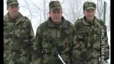 Начелник Генералштаба oбишао јединице у КЗБ