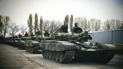 Obilazak jedinica Vojske u Sremskoj Mitrovici