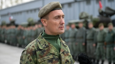 Потпуковник Борислав Крњајић