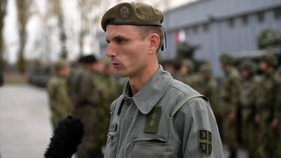 Поручник Душан Синадиновић