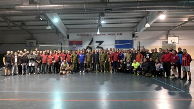 Tradicionalno novogodišnje okupljanje pripadnika 63. padobranske brigade
