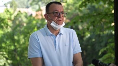 Председник општине Ивањица Зоран Лазовић