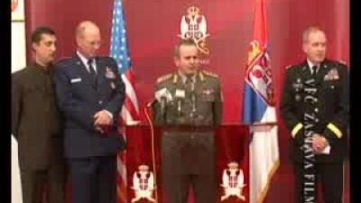 Обраћање генерала Милетића