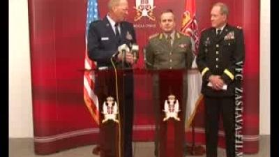 Oбраћања генерала Мек Кинлија и генерала Вејта