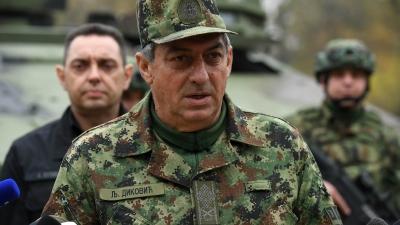Генерал Диковић о опремању ВС по пројекту 1500+