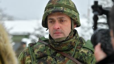Изјава мајора Предрага Милићевића командира базе