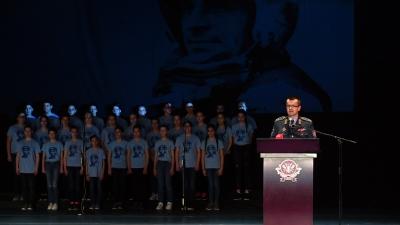Обраћање бригадног генерала Жељка Билића