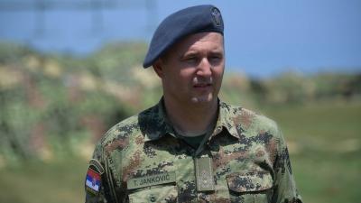 """Peto zajedničko gađanje ciljeva u vazdušnom prostoru """"Šabla 2019"""""""