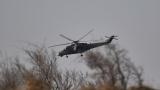 Гађање из хеликоптера Ми-35