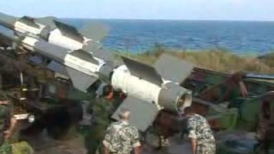 Постављање ракета НЕВА