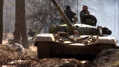 Tenkovi u napadu — RTS Dozvolite