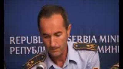 Koнференција за новинаре поводом удеса авиона МиГ-29