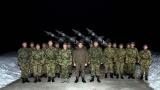 Уочи православне Нове године, министар одбране и начелник Генералштаба, обишли дежурне снаге у систему ПВО