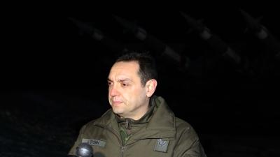 Изјава министра Александра Вулина