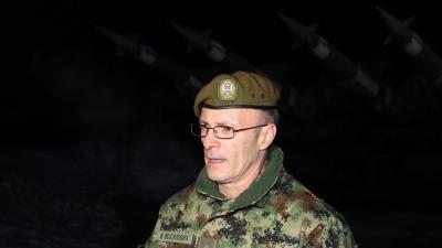 Изјава генерала Милана Мојсиловића