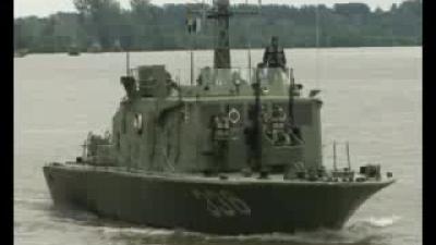 Припадници Речне флотиле извршили бојна гађања
