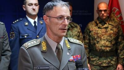 Генерал Мојсиловић о ангажовању снага за хитно реаговање